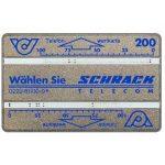 The Phonecard Shop: Austria, Schrack Telecom, 200 units