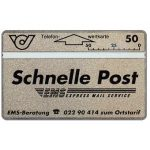 The Phonecard Shop: Austria, EMS Schnelle Post, 50 units