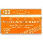 The Phonecard Shop: Austria, Definitive, 'Damit sie noch...', with '100', 100 units