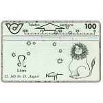 The Phonecard Shop: Austria, Zodiacus, Lowe, 100 units
