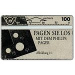 The Phonecard Shop: Philips Pager, 100 units