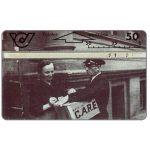 The Phonecard Shop: Austria, Care 1945-1995, 50 units