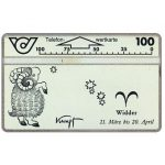The Phonecard Shop: Zodiacus, Widder, 100 units