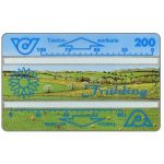 The Phonecard Shop: Austria, Fruhling, 200 units