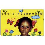 The Phonecard Shop: SOS Kinderdorf, 50 units