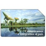 The Phonecard Shop: Entel - Comunicamos e integramos al pais, 31.12.99, Bs.10