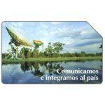 The Phonecard Shop: Bolivia, Entel - Comunicamos e integramos al pais, 31.12.99, Bs.10