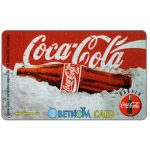 The Phonecard Shop: Betkom - Coca-Cola, 56BULA, 5 units