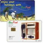 The Phonecard Shop: Bulfon - Enjoy your holidays 3, beach volley, 50 units
