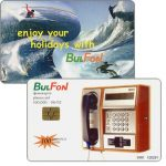 The Phonecard Shop: Bulfon - Enjoy your holidays 5, surfing, 100 units