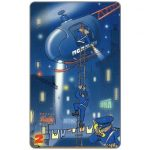 The Phonecard Shop: Mobika - Police puzzle 2/4, 100 units