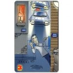 The Phonecard Shop: Bulgaria, Mobika - Police puzzle 3/4, 200 units