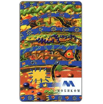 The Phonecard Shop: Mobika - Things of life 1, 60 units