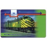 The Phonecard Shop: Bulgaria, Mobika - Train 1, 25 units