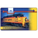 The Phonecard Shop: Bulgaria, Mobika - Train 2, 25 units