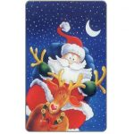 The Phonecard Shop: Bulgaria, Mobika - Christmas 2001 2, Unicef, 300 units