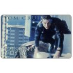 The Phonecard Shop: Bulgaria, Mobika - Tom Cruise - Minority Report 1, 25 units