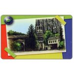 The Phonecard Shop: Bulgaria, Mobika - Monastery, Dryanovo, 200 units
