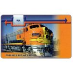 The Phonecard Shop: Mobika - Train 9, 50 units