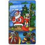 The Phonecard Shop: Bulgaria, Mobika - Christmas 2003, 25 units
