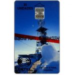 The Phonecard Shop: Entel - Telecom Tower, Valparaiso, 30 units