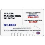 The Phonecard Shop: Colombia, Telecom - Telecom Services, $5.000