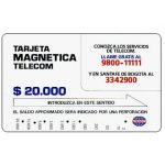 The Phonecard Shop: Colombia, Telecom - Telecom Services, $20.000