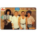 The Phonecard Shop: Czech Republic, AIDS Stop, Queen, 150 units