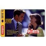 The Phonecard Shop: Ecuador, Porta Alo - Man & woman, S/.20.000