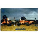 The Phonecard Shop: Cable & Wireless, Rifle Shooting, 269CFKD, £10