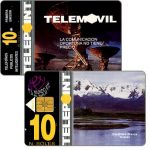 The Phonecard Shop: Peru, Telepoint - Cordillera Blanca, s/. 10