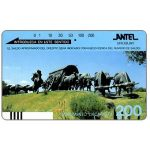 The Phonecard Shop: Antel, Monumento La Carreta, 200 units