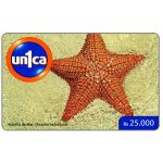 The Phonecard Shop: Un1ca - Orcaster reticulatus, Bs. 25000