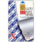 The Phonecard Shop: Xerox printing paper, Bs.500,