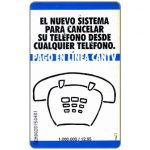 The Phonecard Shop: Pago en linea, Bs.500