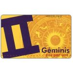 The Phonecard Shop: Zodiac, Geminis, Bs. 2000