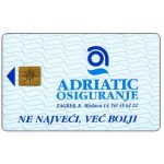 Phonecard for sale: Adriatic Osiguranje, 100 units