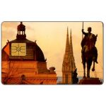 Phonecard for sale: Monument and church, 100 units