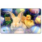 The Phonecard Shop: Cyprus, Happy Easter, £3