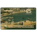 The Phonecard Shop: Paphos Harbour, 11CYPA on white strip, £5