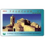 The Phonecard Shop: Cyprus, Churches, Ayia Paraskevi, 23CYPA, £3
