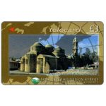 Phonecard for sale: Churches, Agios Varnavas and Elarion, 25CYPH, £3