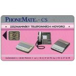 The Phonecard Shop: Czechoslovakia, Phonemate, 150 units