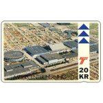 The Phonecard Shop: Denmark, Jydsk Telefon - Herning Fair Center, 20 kr