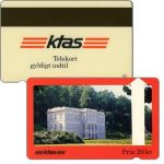 The Phonecard Shop: KTAS - Marienlyst Castle, white reverse, no control number, 20 kr