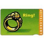 The Phonecard Shop: Denmark, KTAS - Ring, 05.95, 30 kr