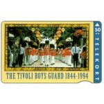 Phonecard for sale: KTAS - The Tivoli Boys Guard, 50 kr