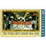 The Phonecard Shop: Denmark, KTAS - The Tivoli Boys Guard, 50 kr