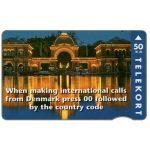 The Phonecard Shop: Denmark, KTAS - International calls, 50 kr