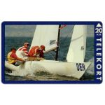 The Phonecard Shop: Denmark, KTAS - Olympic Games, Barcelona 1992, Danish Medals - Sailing 1, 20 kr